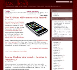 Blog version 1