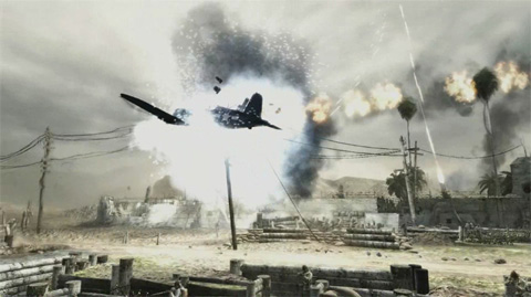 COD World at War Screenshot