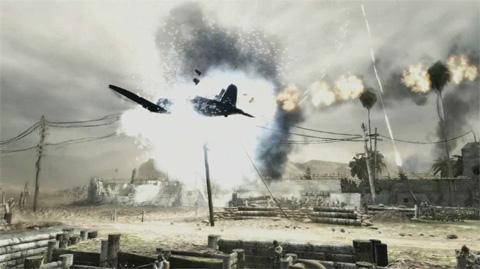 COD World at War Screenshot