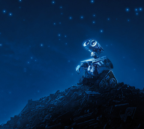 WALL-E Stars