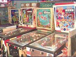 Pinball Tables
