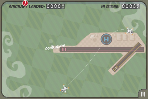 Flight Control Screenshot 1