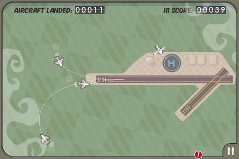 Flight Control Screenshot 2