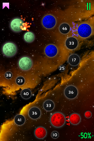 Galcon Screenshot 2