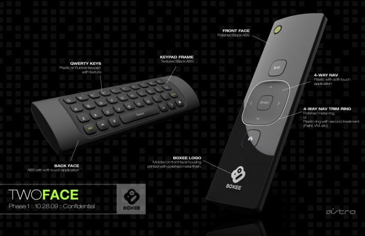Boxee Box Remote